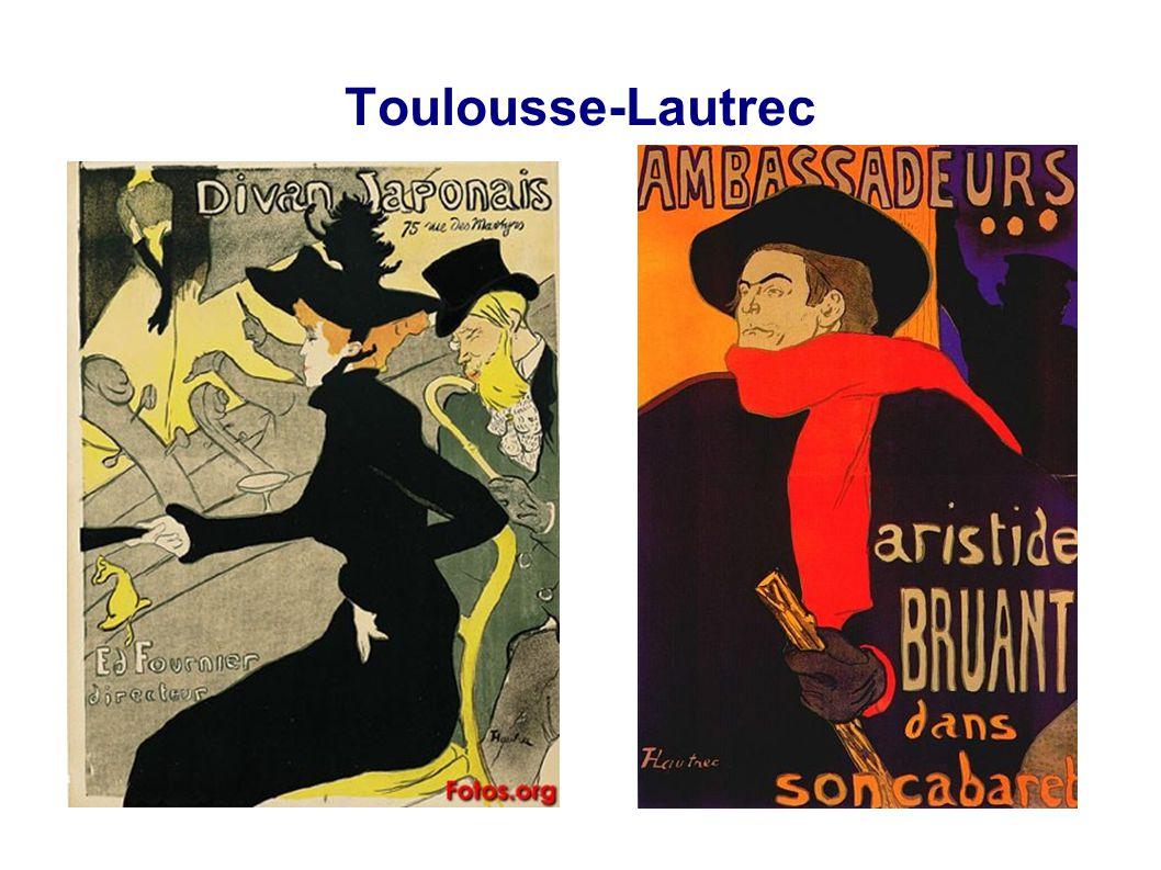 Toulousse-Lautrec