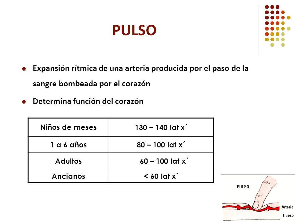 CONTROL DE PULSO