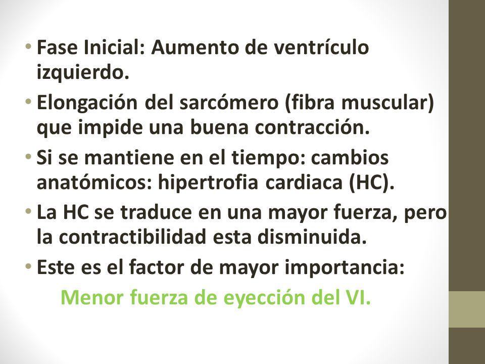 Insuficiencia Cardíaca Aguda Edema pulmonar agudo Shock Cardiogénico Insuficiencia Cardíaca Crónica Insuficiencia cardíaca aguda y crónica