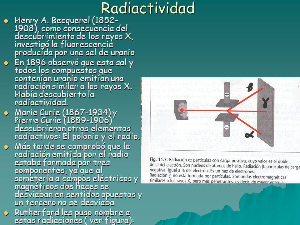 Radiactividad Henry A.