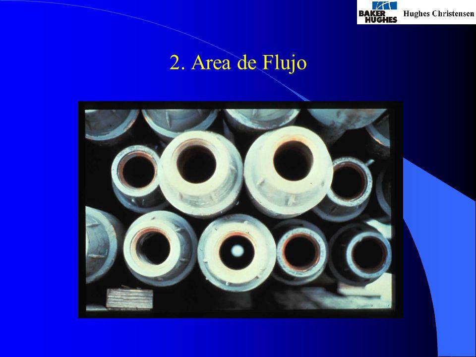 2. Area de Flujo