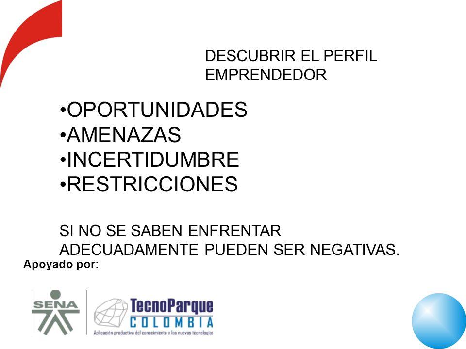 Apoyado por: PROYECTO DE VIDA DEFINIR OBJETIVOS PERSONALES FINANCIEROS FAMILIARES SABER PARA DONDE VAS