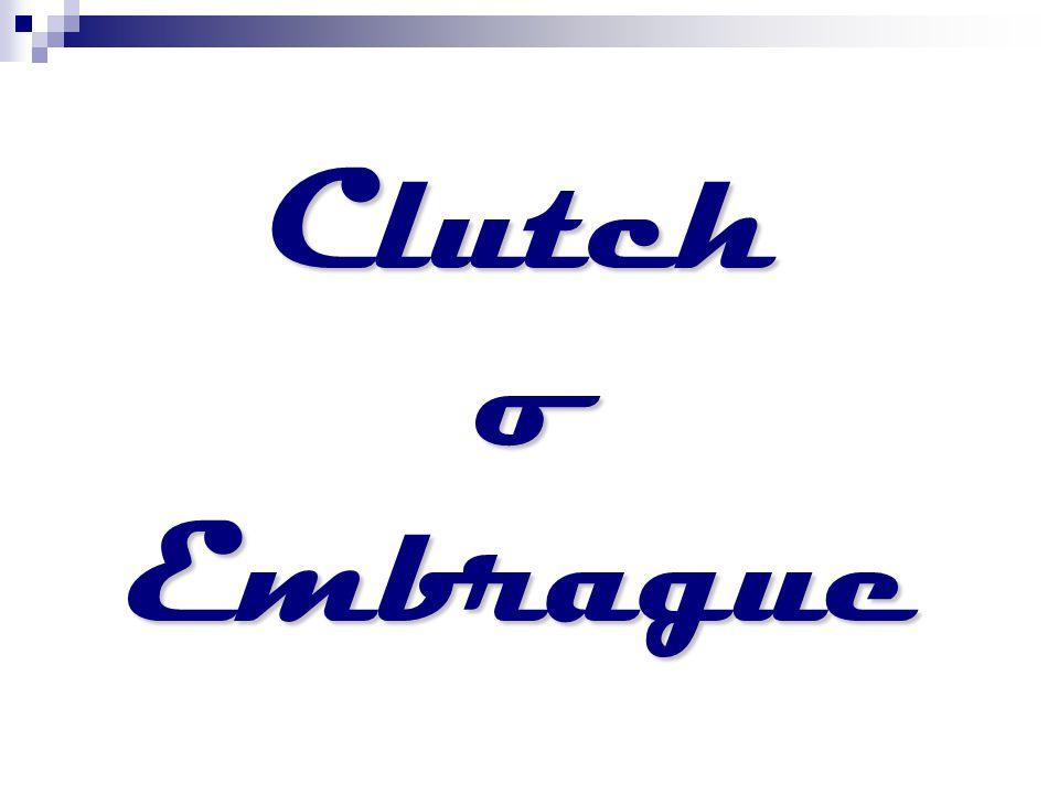 ClutchoEmbrague