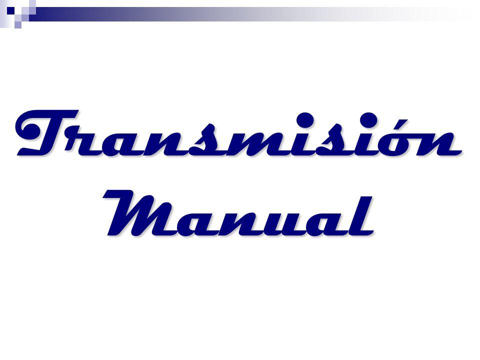 TransmisiónManual