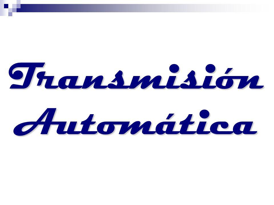 TransmisiónAutomática