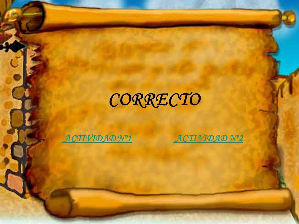 CORRECTO ACTIVIDAD Nº1 ACTIVIDAD Nº2