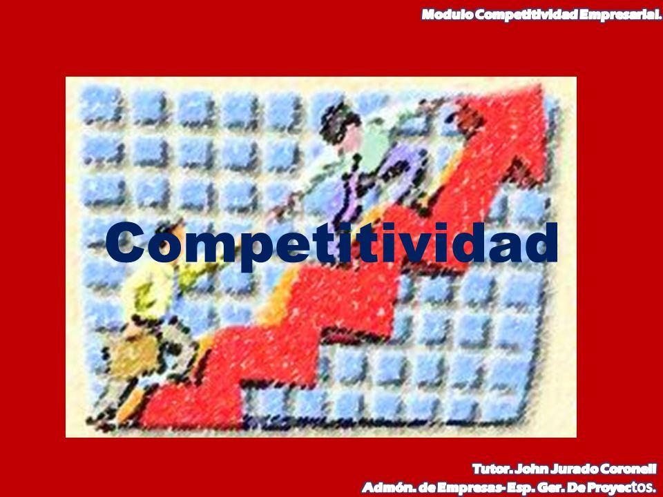 Competitividad es la capacidad de identificar y aprovechar, ventajas económicas, actitudes y conocimientos en un ámbito global en forma permanente y sostenible.