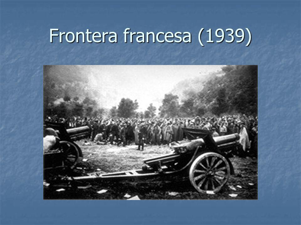 Frontera francesa (1939)