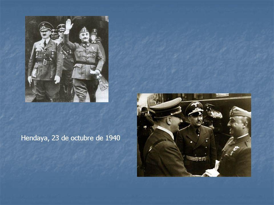 Hendaya, 23 de octubre de 1940