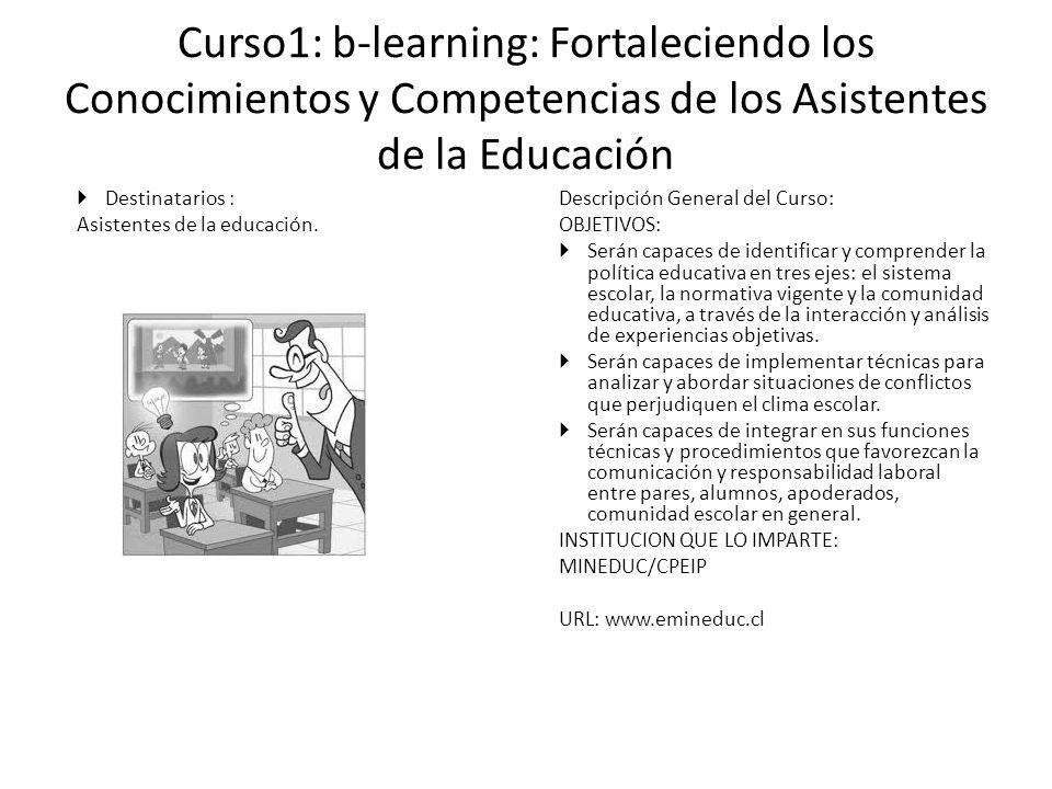 Curso 2: Geometría para docentes de Matemática de Educación Media DESTINATARIOS.