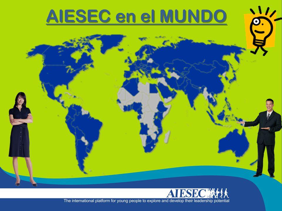 AIESEC en el MUNDO