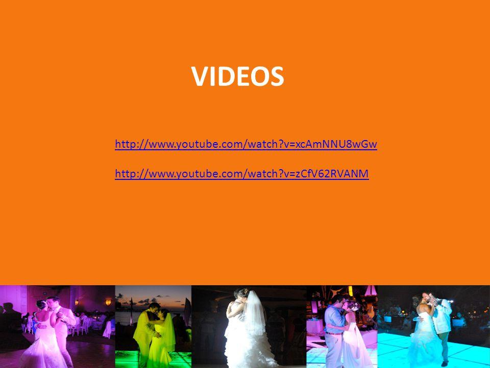 VIDEOS http://www.youtube.com/watch?v=xcAmNNU8wGw http://www.youtube.com/watch?v=zCfV62RVANM