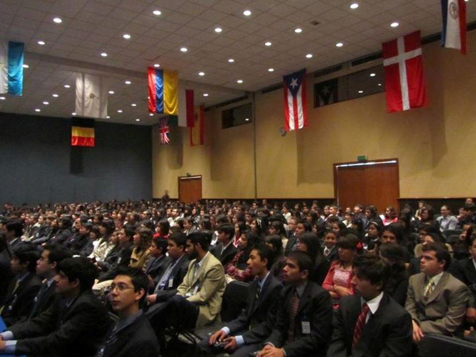 Índice TECMUN, es una simulación de un periodo de sesiones de la Organización de las Naciones Unidas y otros organismos internacionales; en el que est