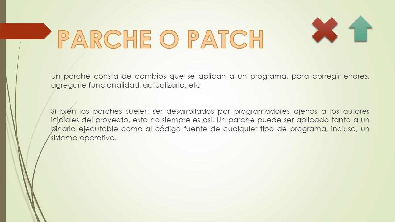 Un crack informático es un parche cuya finalidad es la de modificar el comportamiento del software original y creado sin autorización del desarrollador del programa.
