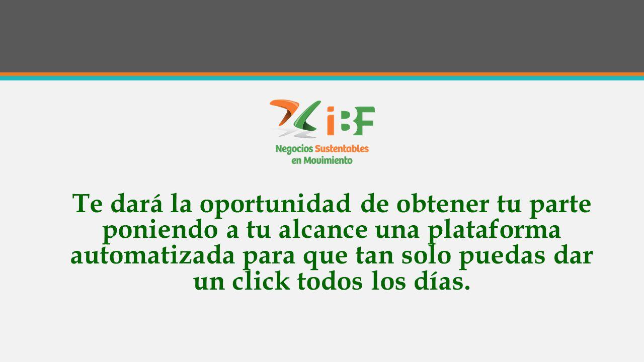 ¿Qué hay que hacer? Tomar acción ¡Muchas Gracias por tu tiempo! Bienvenid@ www.ibfinternacional.com