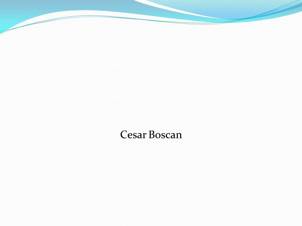Cesar Boscan