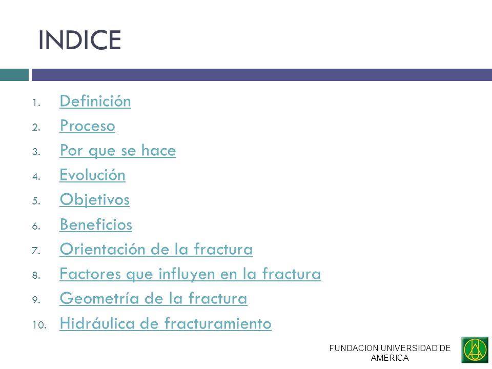 FACTORES QUE INFLUYEN EN UNA FRACTURA FUNDACION UNIVERSIDAD DE AMERICA
