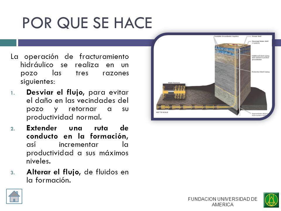 PRESIÓN DE SOBRECARGA La formación debe ser capaz de soportar mecánicamente las cargas bajo las cuales está sometida en todo momento.