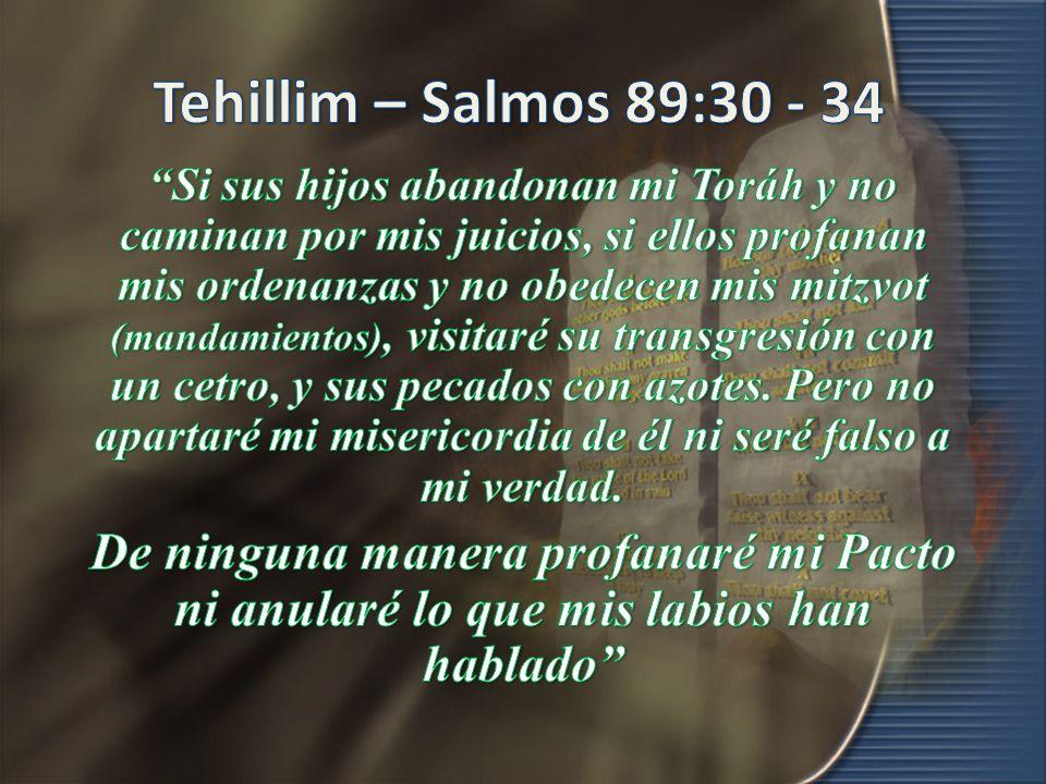 Yirmeyah (Jeremías 17:21 – 22) Aquí está lo que YAHWEH dice: Escuchen en sus almas, no carguen nada en Shabbat; ni lo traigan por las puertas de Yerushalayim; no carguen nada fuera de sus casas en Shabbat; y no hagan ningún trabajo.