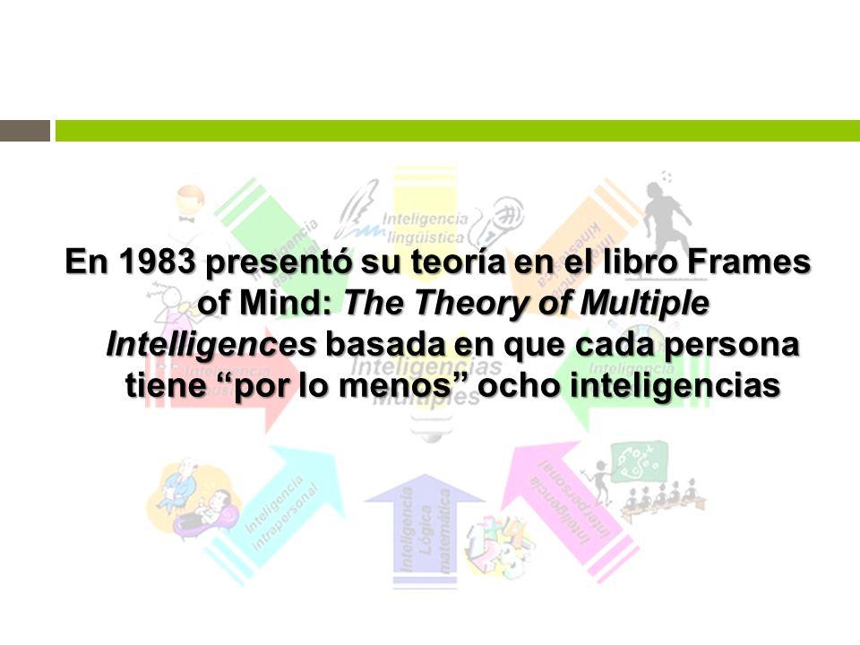 La inteligencia lingüística consiste en utilizar el lenguaje para expresarse.