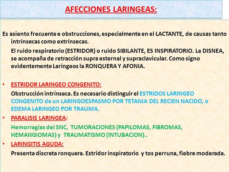 EXAMENES COMPLEMENTARIOS: PUNCION PLEURAL: Método terapéutico (evacuación y descompresión) y de diagnóstico (exudado y trasudado). PRUEBA TUBERCULINIC