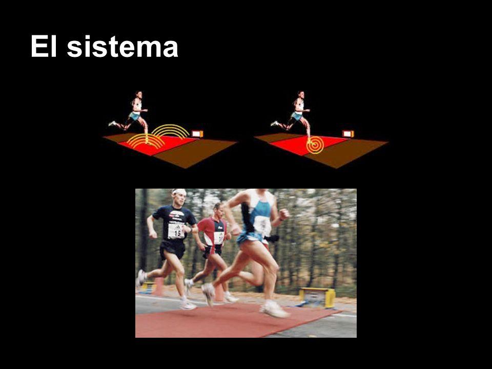 Beneficios Resultados precisos e inmediatos Posiciona la carrera al cumplir con los estándares del atletismo internacional, y estar a la vanguardia en materia tecnológica Descongestiona la salida pues el Chip mide el tiempo exacto de cada atleta, independientemente de que haya sido el primero o el último en salir Genera cultura deportiva