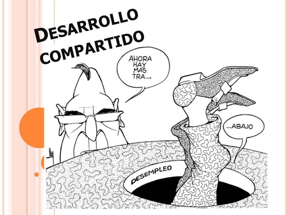 D ESARROLLO COMPARTIDO