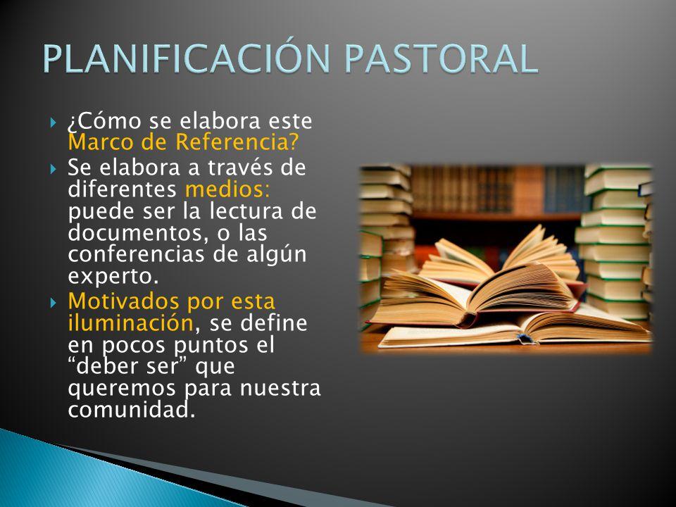 Cuarto paso: realizar el Diagnóstico de la realidad Para poder planificar una pastoral, es necesario conocer la situación de la realidad que queremos evangelizar.