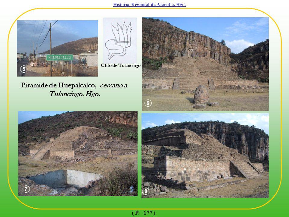 Piramide de Huepalcalco, cercano a Tulancingo, Hgo.