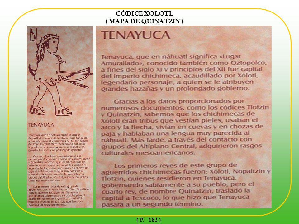 ATOTOZTU (Princesa Tolteca en Culhuacan).