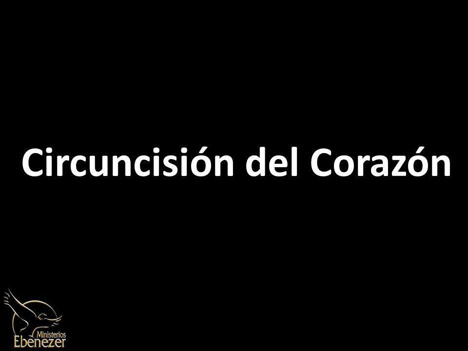 Circuncisión del Corazón