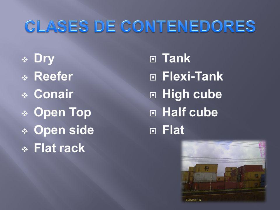 Un contenedor o co ntainer es un recipiente de carga para el transporte aéreo, marítimo o fluvial, tr ansporte terrestre y transport e multimodal.