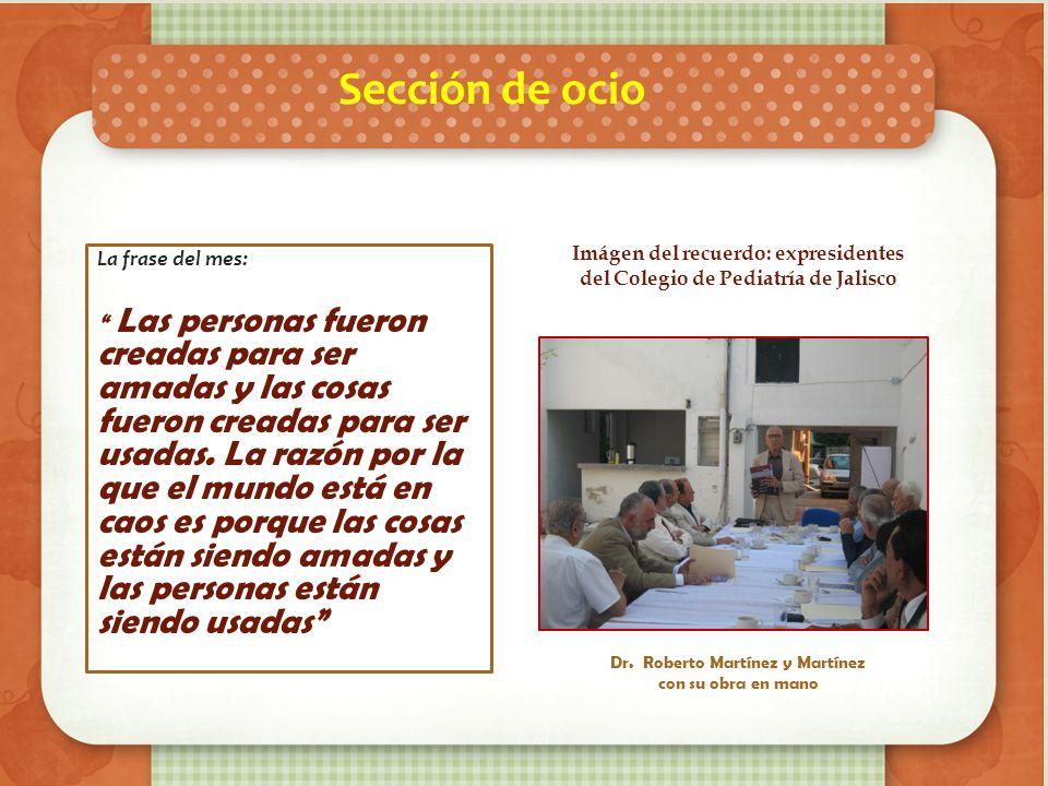 Estimado socio: te informamos que nuestras oficinas del Colegio de Pediatría de Jalisco están a tus órdenes en la calle de Andrés Terán No. 1283 Fracc