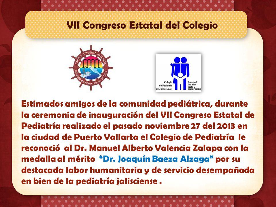 Próximos eventos Congreso Internacional de Avances en Medicina de los Hospitales Civiles de Guadalajara (Módulo de Pediatría) 27,28 y 1º.marzo Sede: Expo Guadalajara Av.