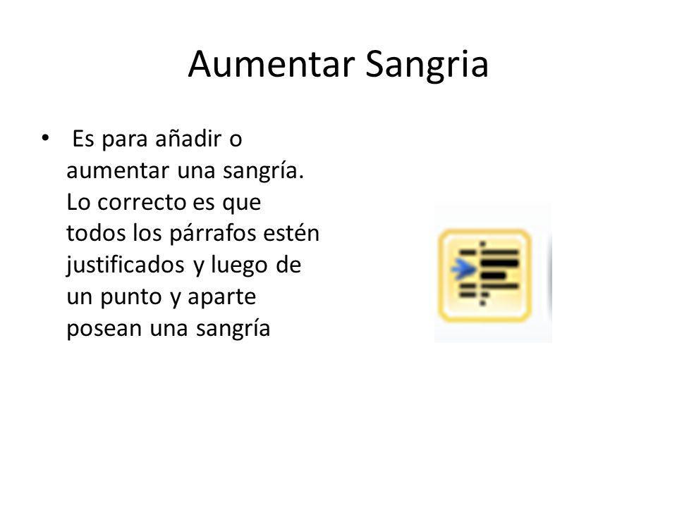 Ordenar Ordenará lo seleccionado de forma lógica -Cursos en Estudiargratis.com.ar-, es decir de menor a mayor o viceversa es aplicable a párrafos o filas de una tabla.