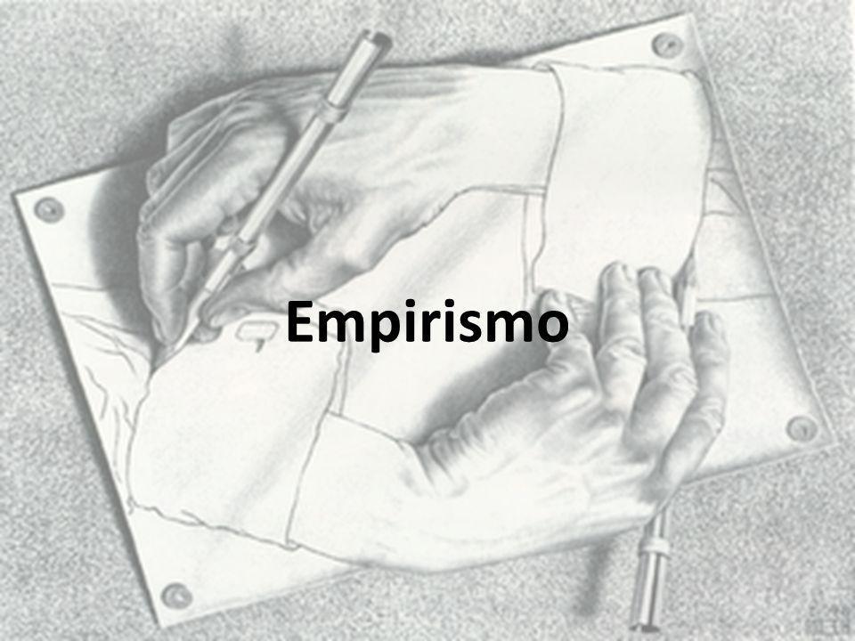 La filosofía empirista llevó a cabo una saludable autocrítica de la razón, delimitó sus límites y restringió sus posibilidades asentándola en el ámbito de la experiencia