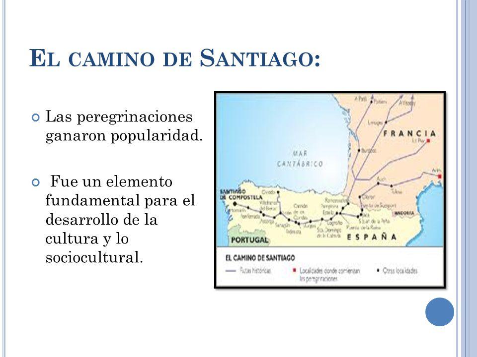 CAMINO DE SANTIAGO….. ….FIN