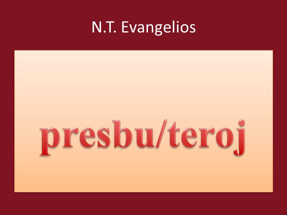 N.T. Evangelios