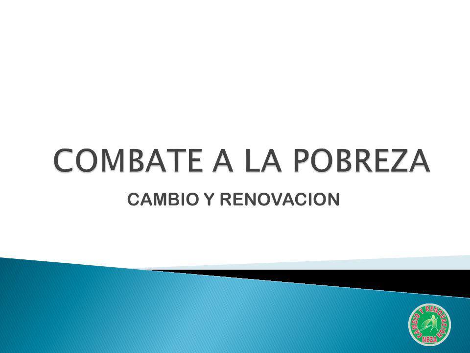 CAMBIO Y RENOVACION