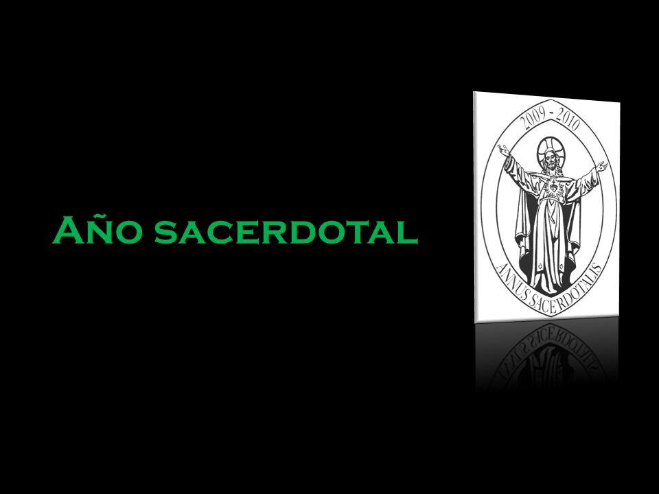 Lo que el Papa pide Contribuir a promover el compromiso de renovación interior de todos los sacerdotes, para que su compromiso evangélico en el mundo de hoy sea más intenso e incisivo.