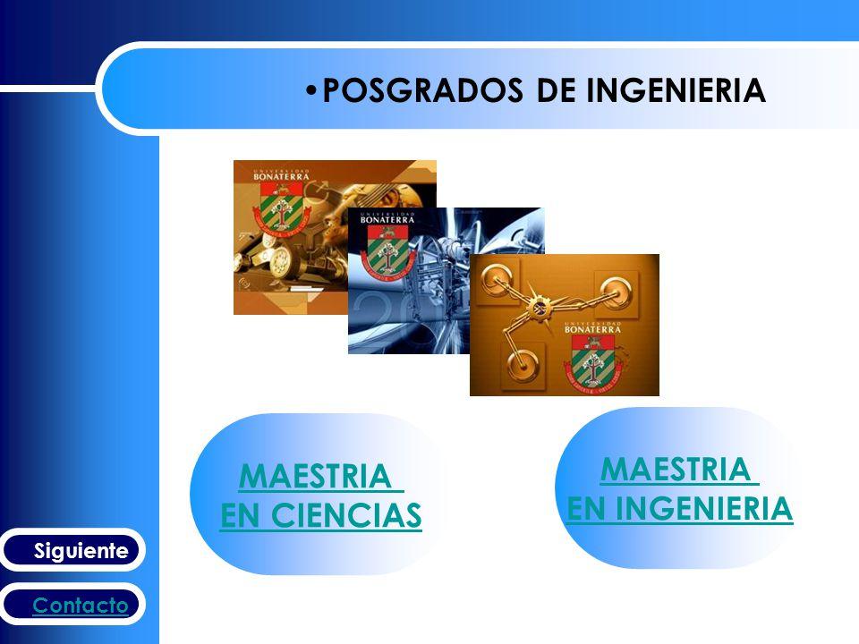 UNIVERSIDAD BONATERRA A.C.ESCUELA DE INGENIERÍA M.