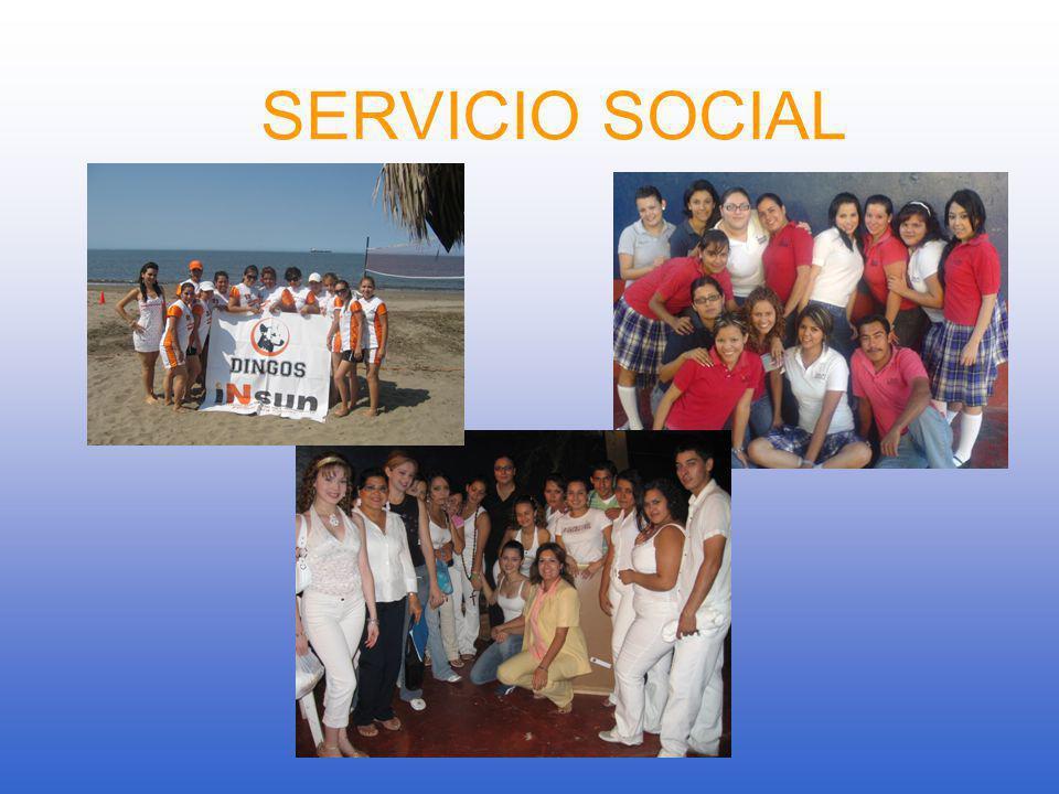 INSTITUTO SUPERIOR DEL NOROESTE Prestación del Servicio Social Comunitario