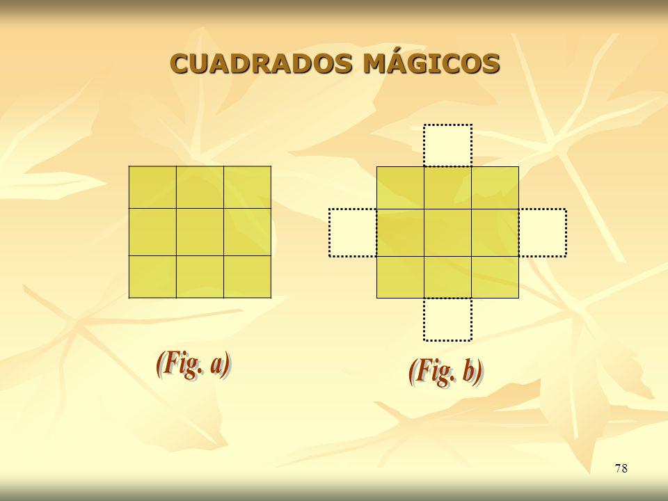 78 CUADRADOS MÁGICOS