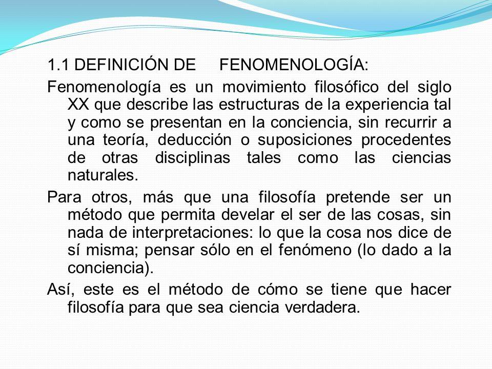 ERNESTO MAYZ VALLENILLA Principal divulgador y cultivador de la fenomenología en Venezuela.