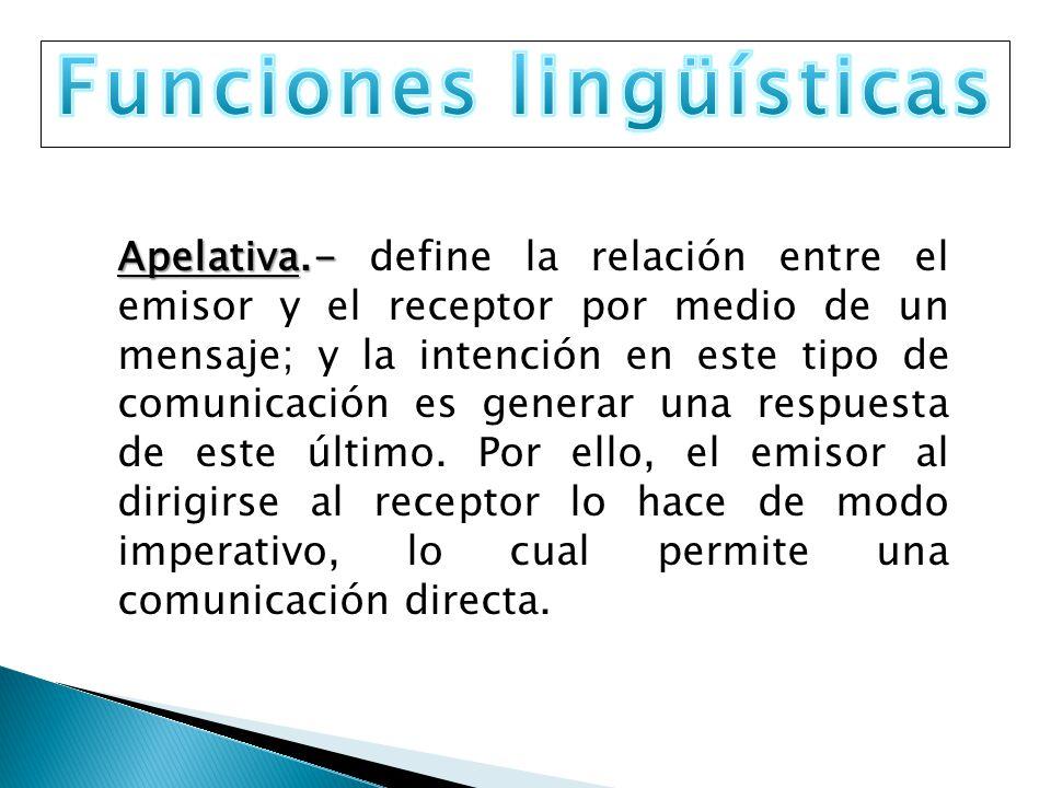 Metalingüística.- Metalingüística.- Se emplea para precisar alguna palabra o concepto que requiere dejarse claro; o bien para explicar el uso adecuado del lenguaje.