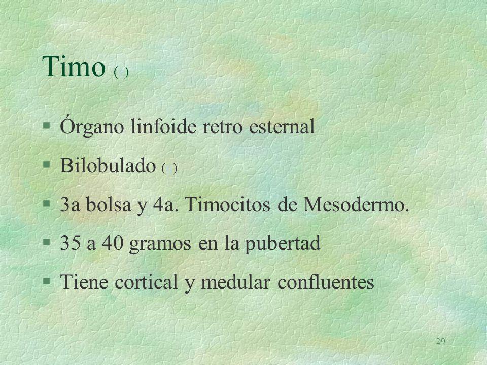 28 Correlacion IP §SIDA: Síndrome de Inmunodeficiencia adquirida (t)t §Etiología: VIH: Virus de la Inmuno deficiencia humana l Se fija a moléculas CD4
