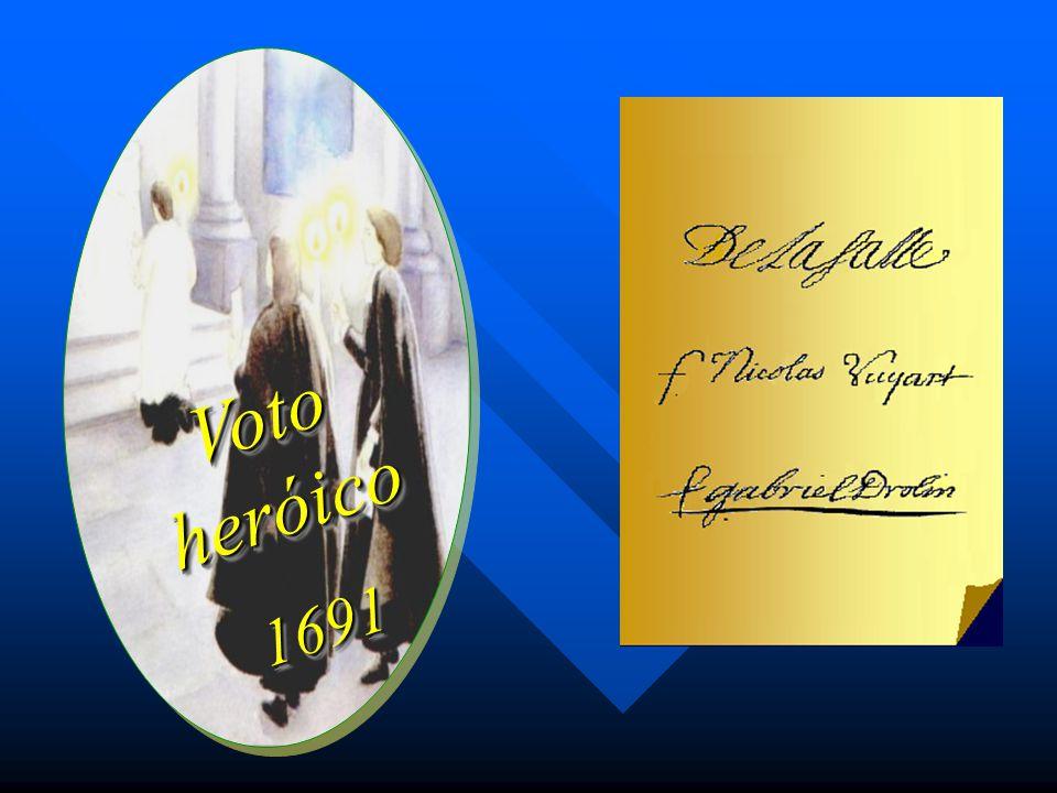 Voto heróico 1691 1691
