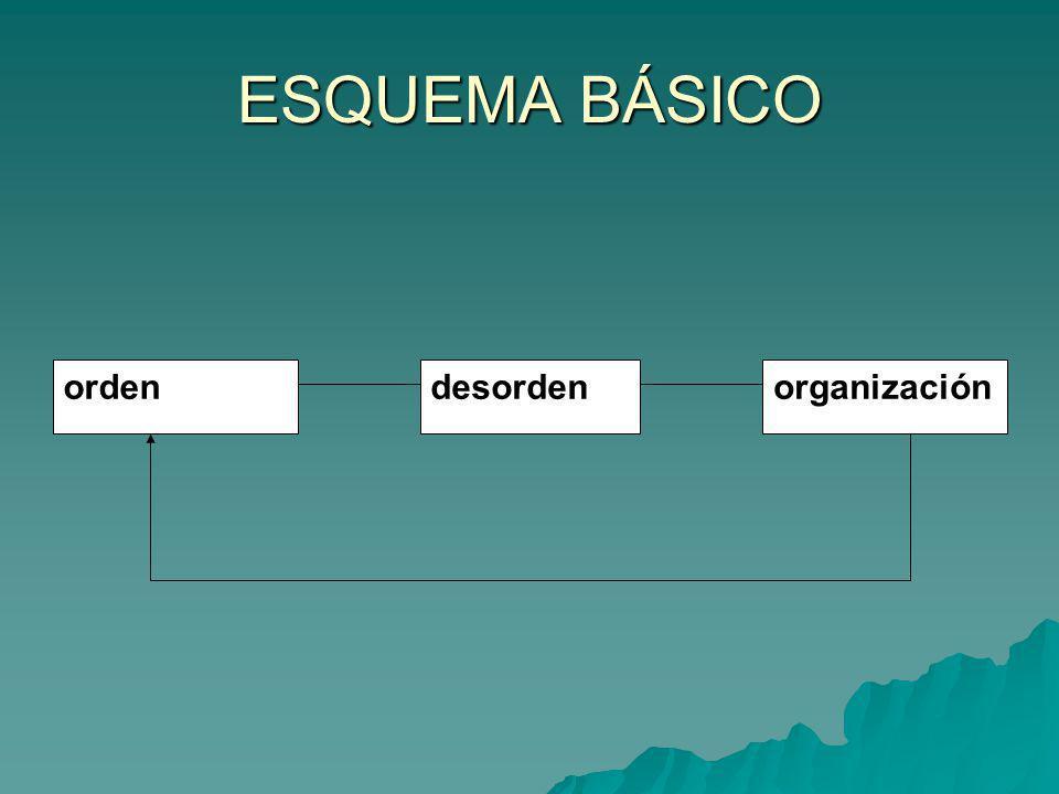 ESQUEMA BÁSICO ordendesordenorganización
