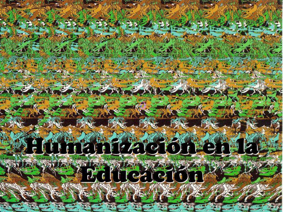 Humanización en la Educación