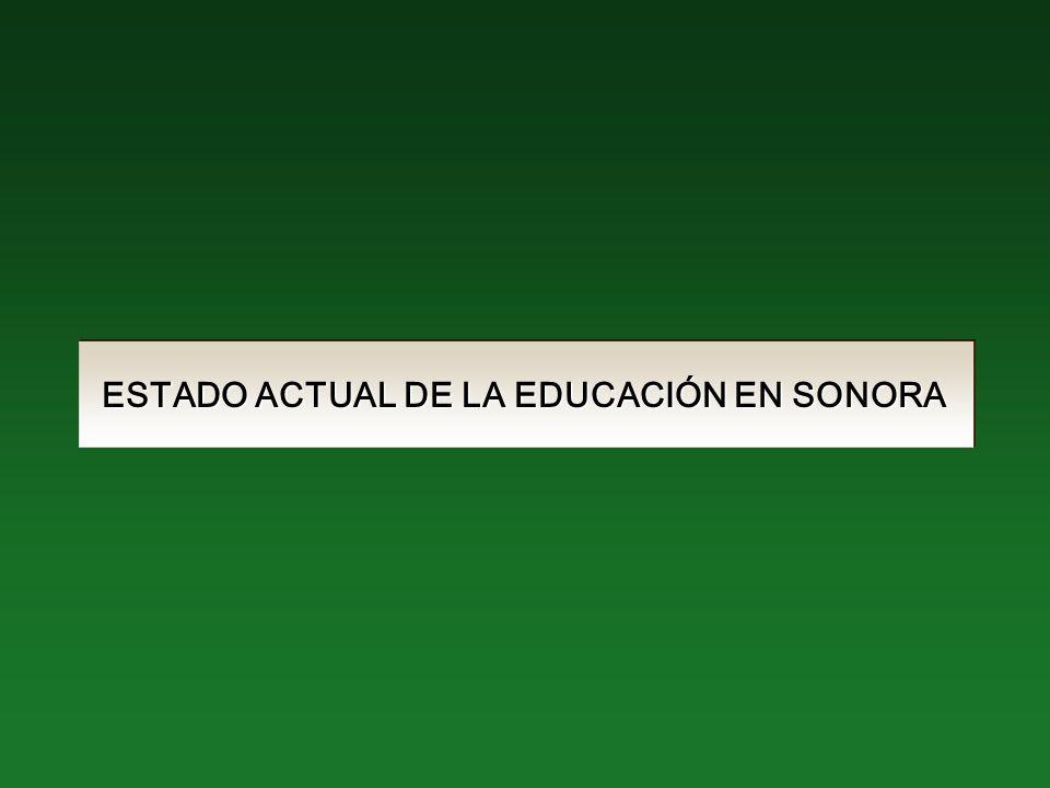 En el 2004, crear el Instituto de Evaluación Educativa de Sonora, IEES, para fortalecer el funcionamiento del SEE, generando la cultura de la evaluación y rendición de cuentas.
